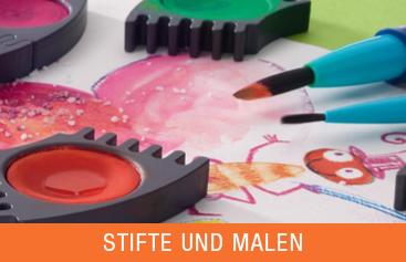 Stifte & Malen