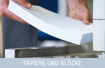 Papiere & Blöcke